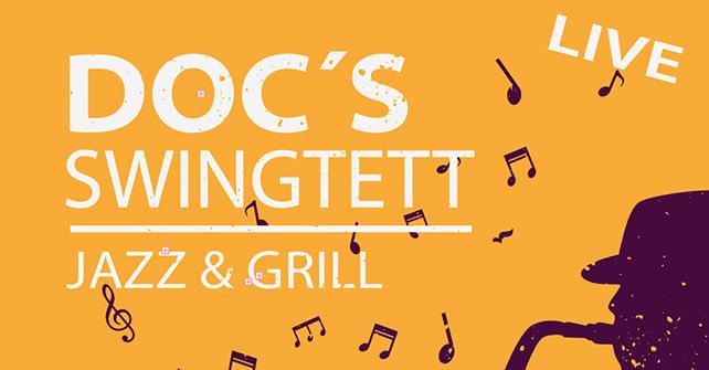 Doc´s Swingtett – Jazz & Grill   1. August 2021
