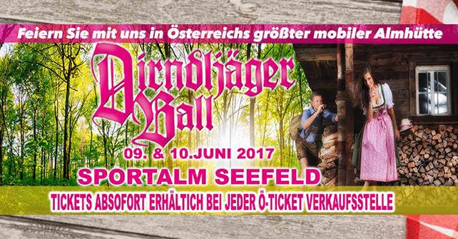 Dirndljägerball 2017