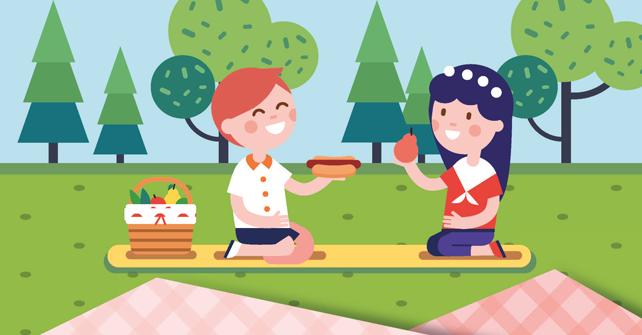 Sportalm-Picknick-Tag
