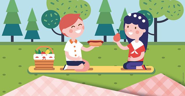 Picknick-Tag – jeden Samstag
